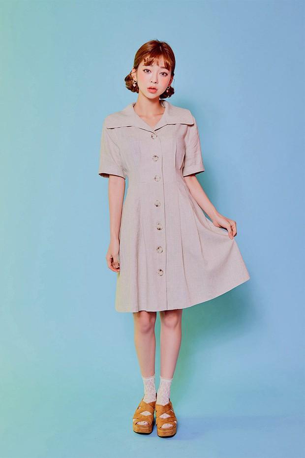 Mẫu váy trắng của Zara đang hot quá, bao cô nàng diện, bao nhãn hàng tung ra thiết kế ăn theo  - Ảnh 17.