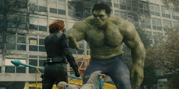20 sự thật kì lạ mà chỉ fan ruột mới biết về gã khổng lồ xanh Hulk (Phần 1) - Ảnh 7.