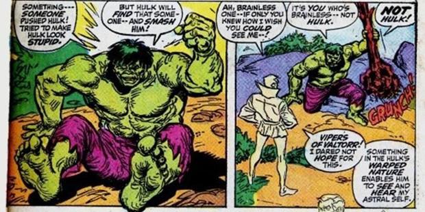 20 sự thật kì lạ mà chỉ fan ruột mới biết về gã khổng lồ xanh Hulk (Phần 1) - Ảnh 8.