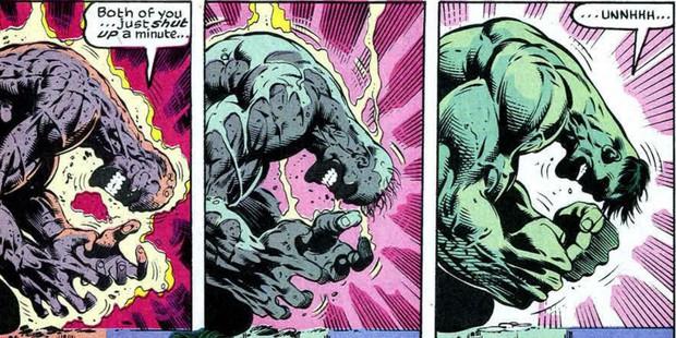 20 sự thật kì lạ mà chỉ fan ruột mới biết về gã khổng lồ xanh Hulk (Phần 1) - Ảnh 9.