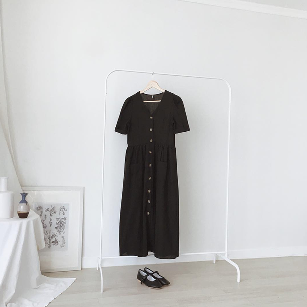 Mẫu váy trắng của Zara đang hot quá, bao cô nàng diện, bao nhãn hàng tung ra thiết kế ăn theo  - Ảnh 9.