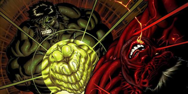 20 sự thật kì lạ mà chỉ fan ruột mới biết về gã khổng lồ xanh Hulk (Phần 1) - Ảnh 12.