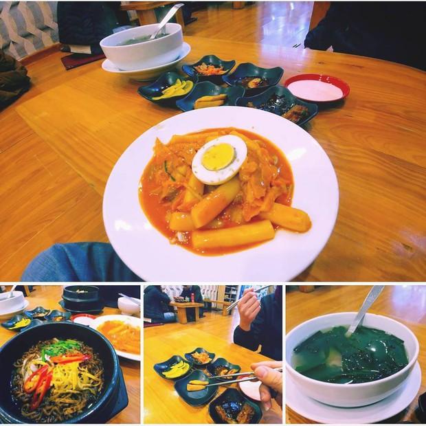 Thiên đường ăn uống ở khu Đại học Hà Nội: ngập tràn các món no bụng giá rẻ - Ảnh 8.
