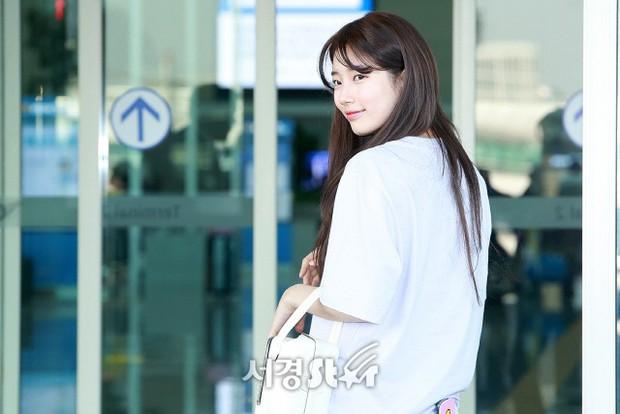 Suzy xinh đẹp lần đầu lộ diện sau lùm xùm kiện tụng  - Ảnh 13.