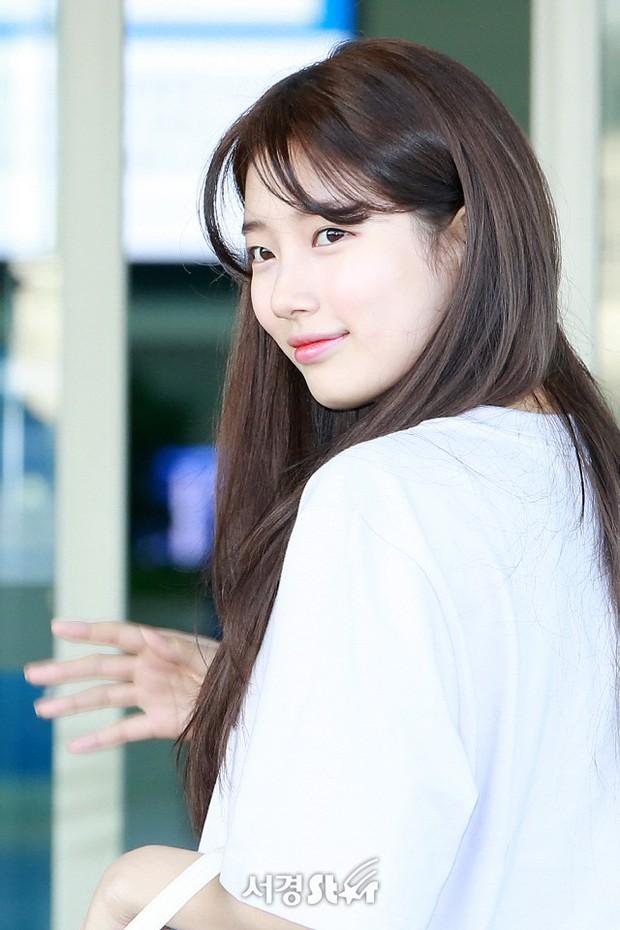 Suzy xinh đẹp lần đầu lộ diện sau lùm xùm kiện tụng - Ảnh 15.