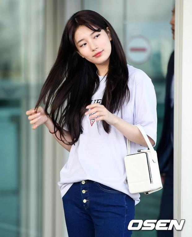 Suzy xinh đẹp lần đầu lộ diện sau lùm xùm kiện tụng  - Ảnh 9.