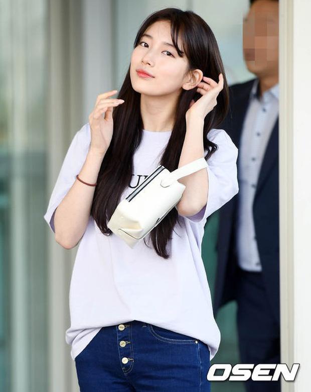 Suzy xinh đẹp lần đầu lộ diện sau lùm xùm kiện tụng - Ảnh 7.