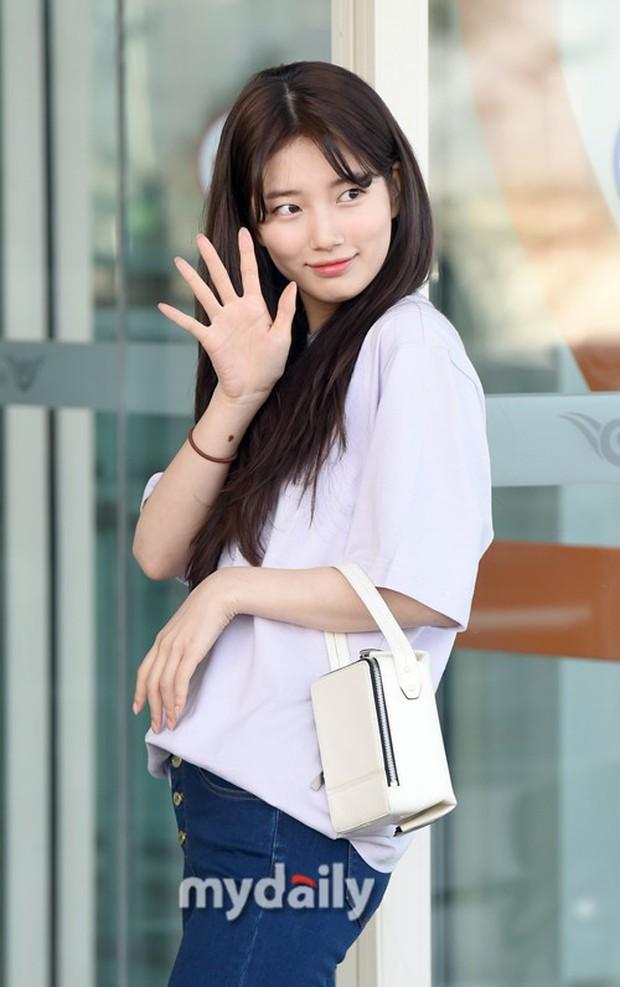 Suzy xinh đẹp lần đầu lộ diện sau lùm xùm kiện tụng  - Ảnh 14.