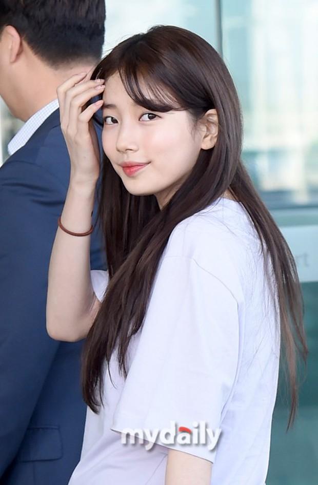 Suzy xinh đẹp lần đầu lộ diện sau lùm xùm kiện tụng - Ảnh 11.
