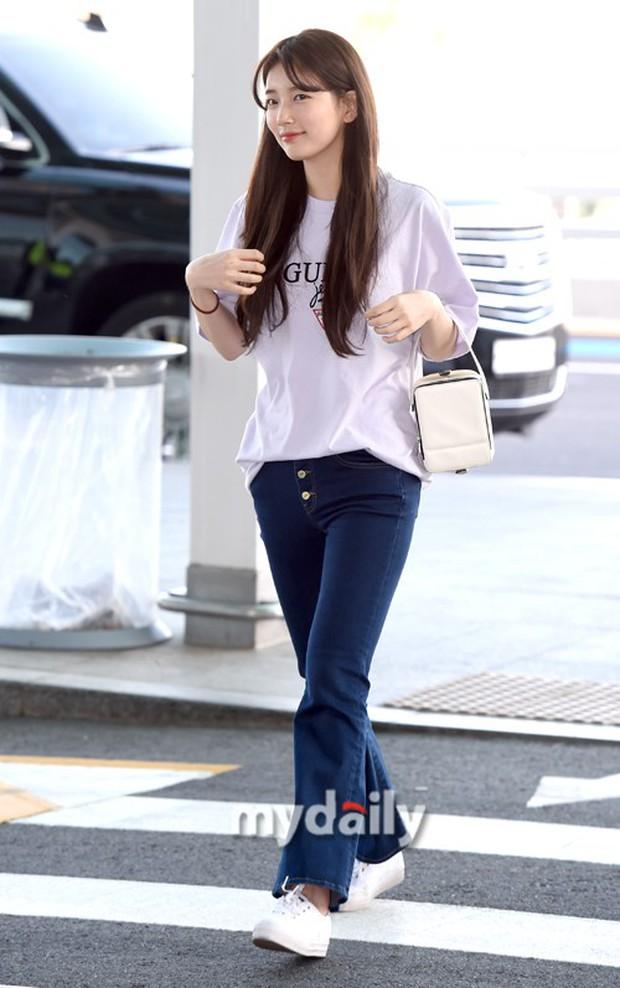 Suzy xinh đẹp lần đầu lộ diện sau lùm xùm kiện tụng  - Ảnh 2.