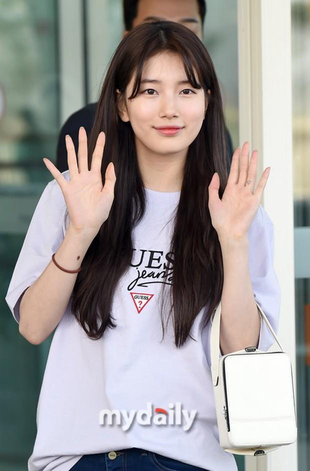 Suzy xinh đẹp lần đầu lộ diện sau lùm xùm kiện tụng  - Ảnh 6.