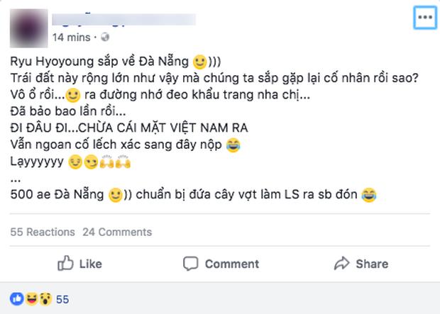 Lần đầu trong lịch sử sao Hàn đến Việt Nam bị fan đe dọa, phản đối: Chắc chỉ có rắn độc Hyoyoung là duy nhất! - Ảnh 7.