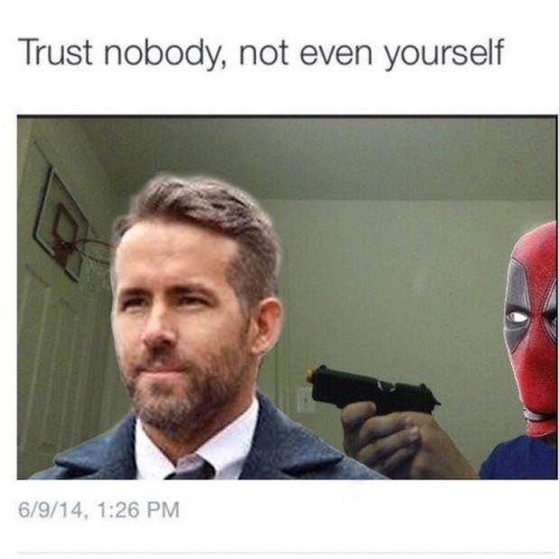 Loạt ảnh chế lầy lội dành cho fan cuồng Deadpool 2 - Ảnh 5.