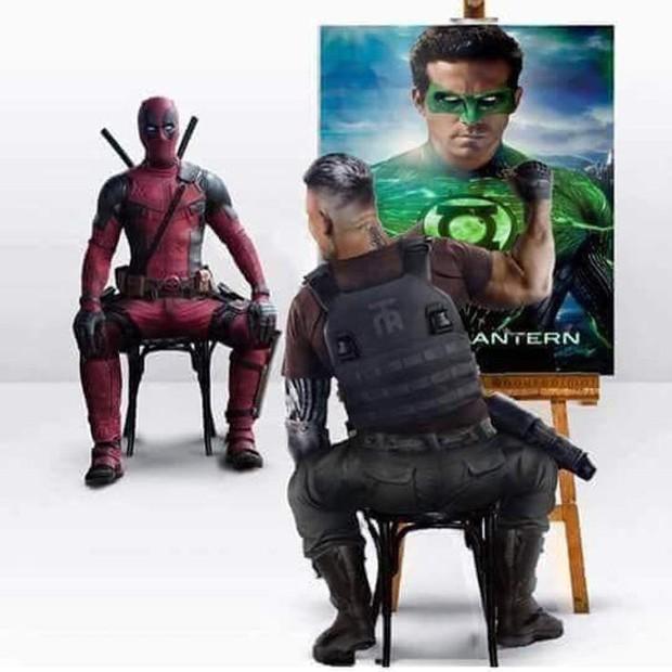 Loạt ảnh chế lầy lội dành cho fan cuồng Deadpool 2 - Ảnh 9.