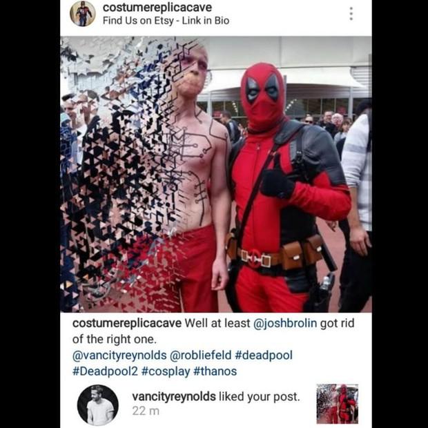 Loạt ảnh chế lầy lội dành cho fan cuồng Deadpool 2 - Ảnh 12.