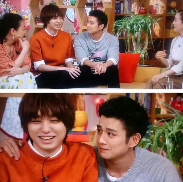 Hậu bê bối có con với bạn của mẹ năm 14 tuổi, thái độ ngập ngừng của tài tử Nhật khi nói về việc hẹn hò bỗng gây chú ý - Ảnh 1.