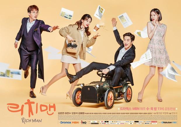Chàng Giàu, Nàng Nghèo: Lại là một phim Hàn về hoàng tử - lọ lem không thể bỏ qua! - Ảnh 1.
