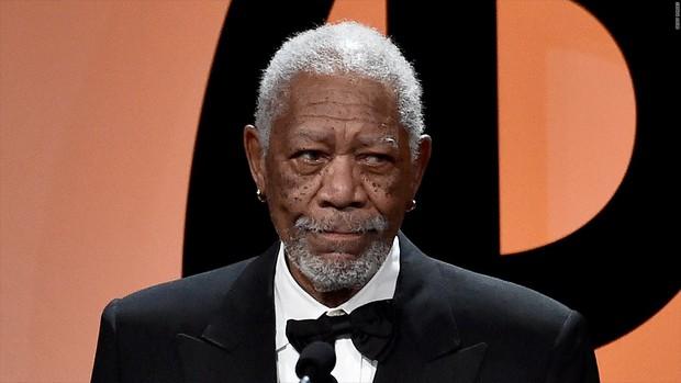 Sự nghiệp bị hủy hoại, Morgan Freeman bức xúc khẳng định chưa từng tấn công tình dục hay ép ai quan hệ - Ảnh 1.