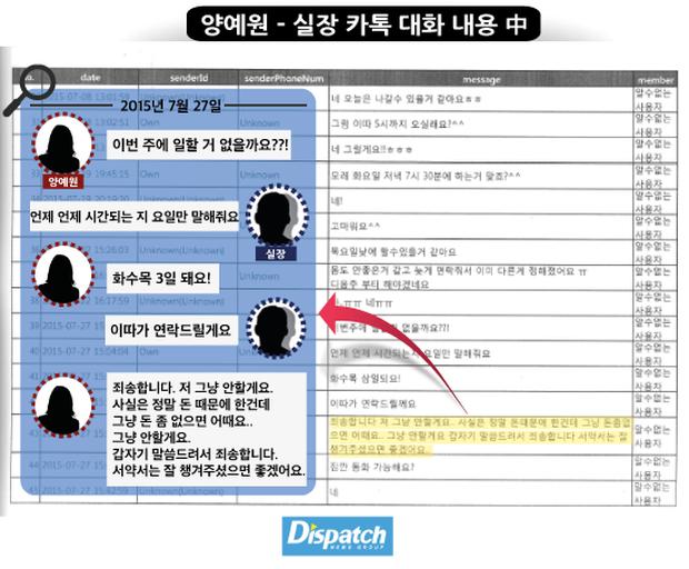 Nút thắt trong vụ quấy rối chấn động Hàn Quốc: Được Suzy ủng hộ, nạn nhân lại bị Dispatch vạch trần gian dối - Ảnh 5.