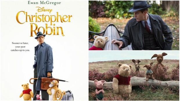 Bồi hồi quay lại tuổi thơ cùng gấu Pooh trong trailer mới của Christopher Robin - Ảnh 2.