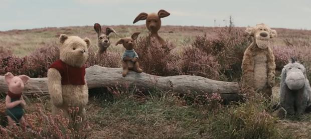 Bồi hồi quay lại tuổi thơ cùng gấu Pooh trong trailer mới của Christopher Robin - Ảnh 3.