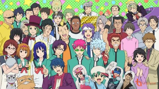 10 anime siêu bựa xem để cười như điên cả ngày (Phần 1) - Ảnh 3.