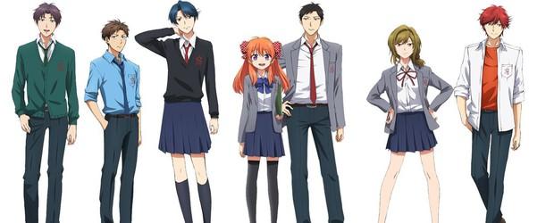 10 anime siêu bựa xem để cười như điên cả ngày (Phần 1) - Ảnh 7.