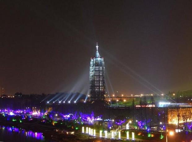 Bí ẩn tòa tháp Sứ ở Nam Kinh: Được mệnh danh là kỳ quan của Trung Quốc - Ảnh 5.