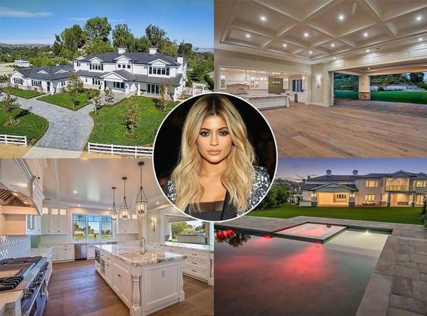 Các khoản chi tiền hoành tráng của Kylie Jenner khiến dân tình tròn mắt về độ giàu có ở tuổi 20 - Ảnh 3.