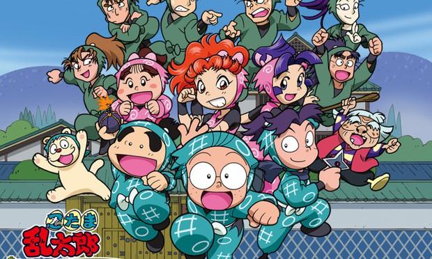 10 anime siêu bựa xem để cười như điên cả ngày (Phần cuối) - Ảnh 1.