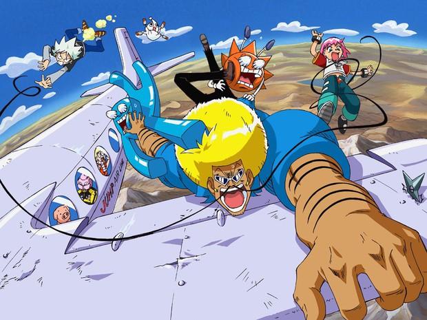 10 anime siêu bựa xem để cười như điên cả ngày (Phần cuối) - Ảnh 9.
