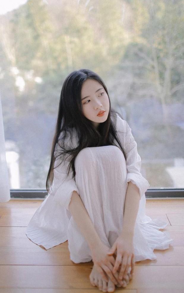 Sở hữu vẻ đẹp tinh khôi, dịu dàng, cô bạn 21 tuổi đăng quang hoa khôi Học viện ngoại ngữ Chiết Giang - Ảnh 7.