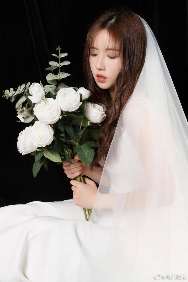 Sở hữu vẻ đẹp tinh khôi, dịu dàng, cô bạn 21 tuổi đăng quang hoa khôi Học viện ngoại ngữ Chiết Giang - Ảnh 10.