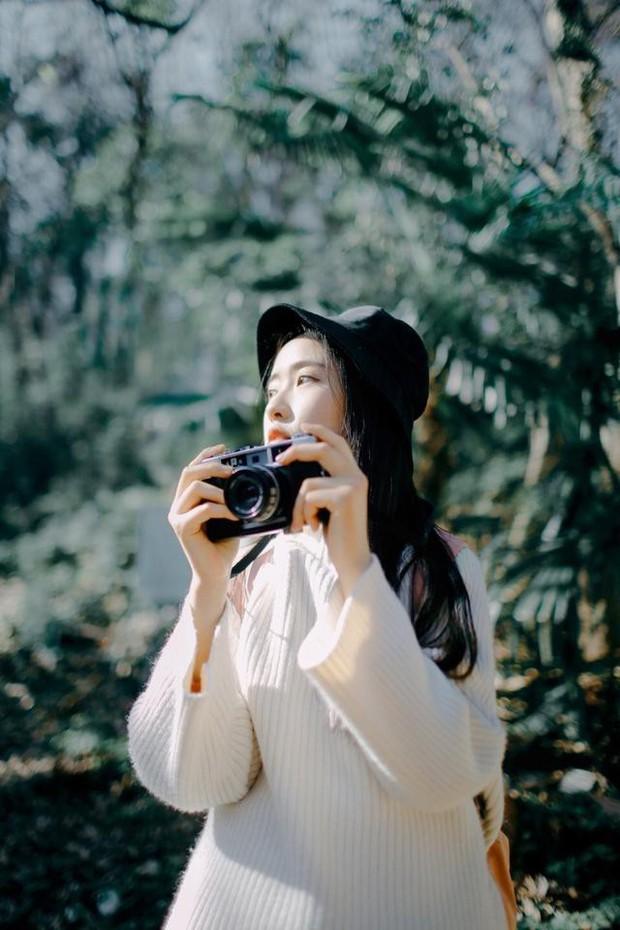 Sở hữu vẻ đẹp tinh khôi, dịu dàng, cô bạn 21 tuổi đăng quang hoa khôi Học viện ngoại ngữ Chiết Giang - Ảnh 17.