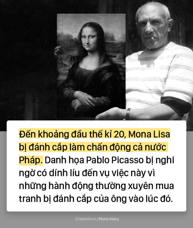 Sức hút không phải tự nhiên mà có: Câu chuyện đưa Mona Lisa trở thành bức họa nổi tiếng thế giới - Ảnh 7.