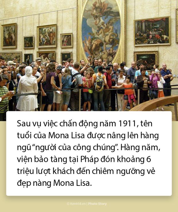 Sức hút không phải tự nhiên mà có: Câu chuyện đưa Mona Lisa trở thành bức họa nổi tiếng thế giới - Ảnh 11.