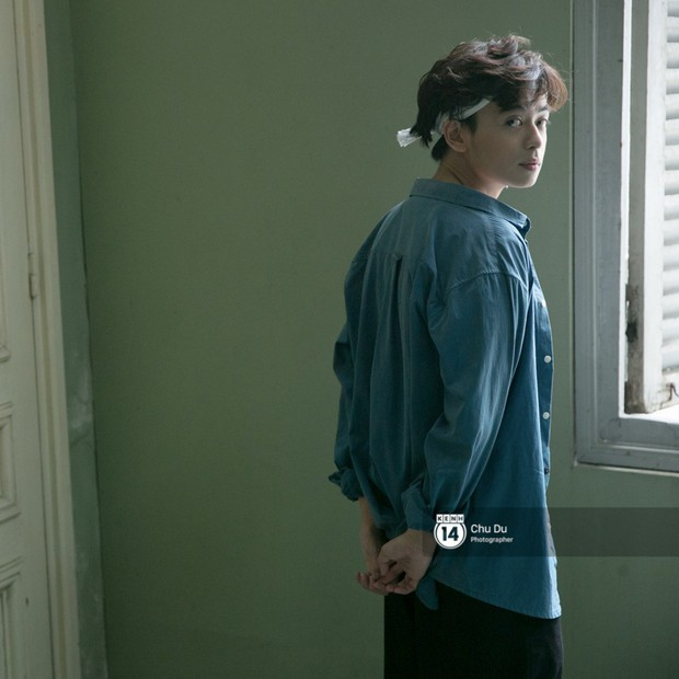 Ben Phạm: Chàng trai sinh năm 1998 đa tài, vừa làm stylist siêu đỉnh, vừa đóng phim cực đáng yêu - Ảnh 8.