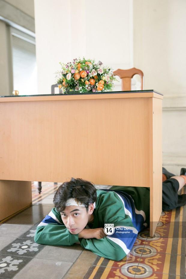 Ben Phạm: Chàng trai sinh năm 1998 đa tài, vừa làm stylist siêu đỉnh, vừa đóng phim cực đáng yêu - Ảnh 19.