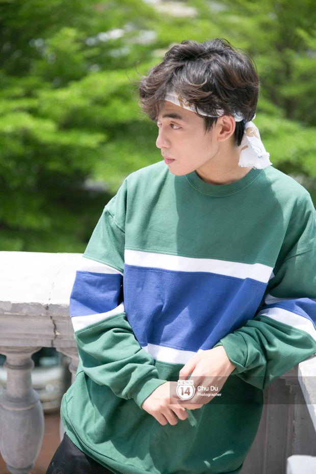 Ben Phạm: Chàng trai sinh năm 1998 đa tài, vừa làm stylist siêu đỉnh, vừa đóng phim cực đáng yêu - Ảnh 6.