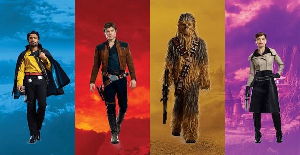 Đứng nhất phòng vé Bắc Mỹ, doanh thu cuối tuần của Solo vẫn gây thất vọng - Ảnh 2.