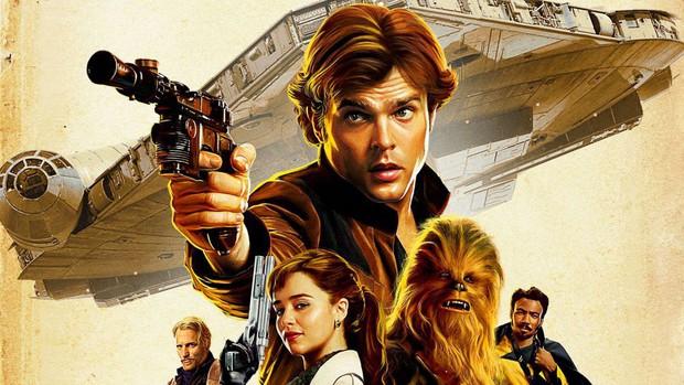 Đứng nhất phòng vé Bắc Mỹ, doanh thu cuối tuần của Solo vẫn gây thất vọng - Ảnh 3.