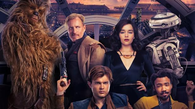 15 chi tiết thú vị mà fan Star Wars không thể bỏ qua trong Solo: A Star Wars Story - Ảnh 1.