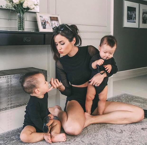 Sonya Sanchez, hot mom lọt top 50 người đẹp nhất thế giới từng khuấy đảo mạng xã hội Việt sau 1 năm giờ ra sao? - Ảnh 2.