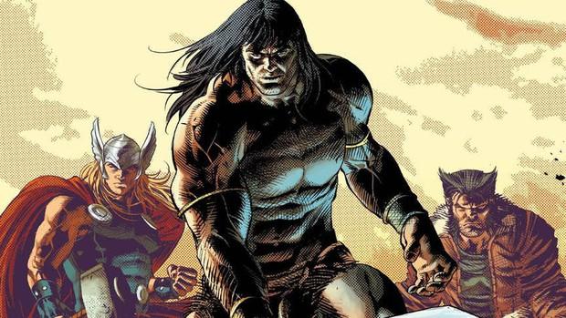 13 vị vua bá đạo nhất trong thế giới truyện tranh Marvel - Ảnh 1.