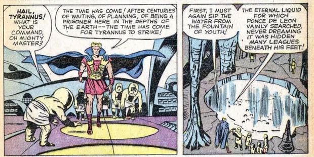 13 vị vua bá đạo nhất trong thế giới truyện tranh Marvel - Ảnh 10.