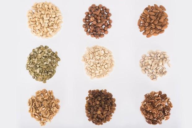Những loại hạt nhiều dinh dưỡng nên ăn mỗi ngày - Ảnh 26.