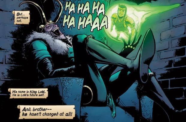 13 vị vua bá đạo nhất trong thế giới truyện tranh Marvel - Ảnh 16.