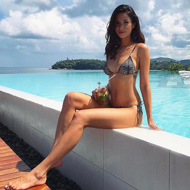 Sonya Sanchez, hot mom lọt top 50 người đẹp nhất thế giới từng khuấy đảo mạng xã hội Việt sau 1 năm giờ ra sao? - Ảnh 20.
