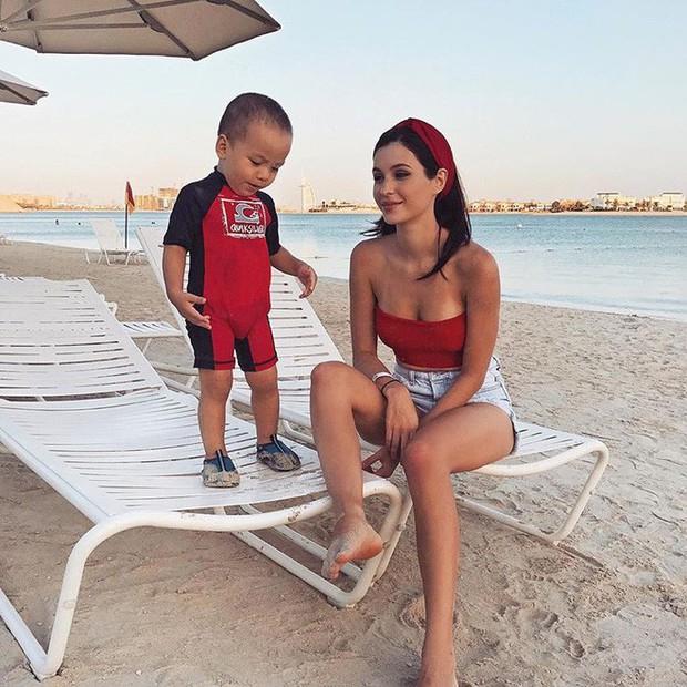 Sonya Sanchez, hot mom lọt top 50 người đẹp nhất thế giới từng khuấy đảo mạng xã hội Việt sau 1 năm giờ ra sao? - Ảnh 21.
