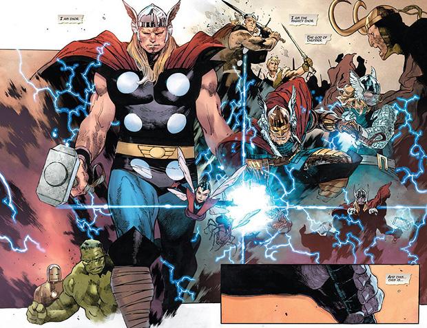 13 vị vua bá đạo nhất trong thế giới truyện tranh Marvel - Ảnh 24.